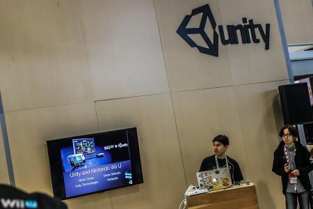 Unity + WiiU