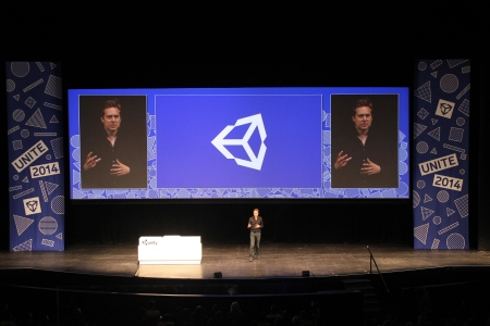 Unite2014 Keynote