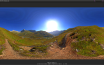 Experimenting with HDR Skyboxes in Unity 5  | CreativeChris